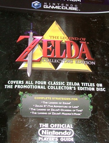 The Legend of Zelda: Collectors Edition Players