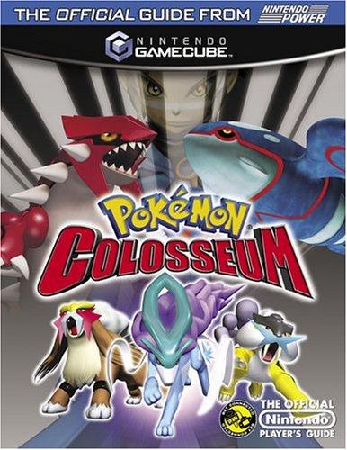 9781930206472: Official Nintendo Pokemon Colosseum Player's Guide