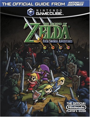 Official Nintendo the Legend of Zelda: Four Swords Adventures Player's Guide (1930206496) by Power, Nintendo