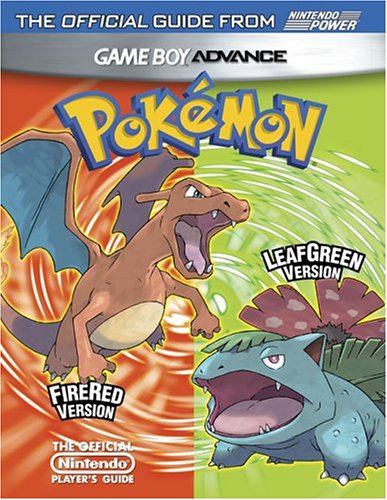 9781930206502: Official Nintendo Pokémon FireRed Version & Pokémon LeafGreen Version Player's Guide