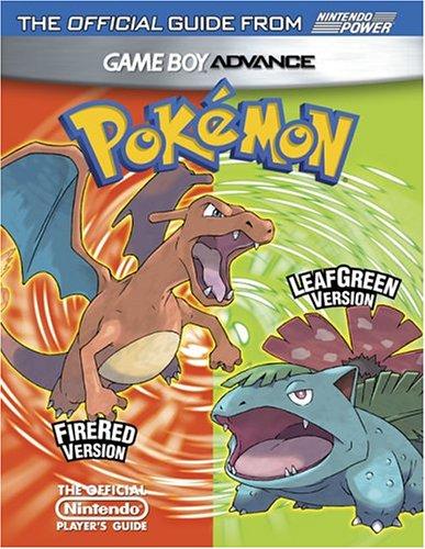 9781930206502: Official Nintendo Pokémon FireRed Version & Pokémon LeafGreen Version Player's Guide