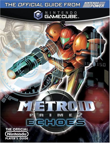 Official Nintendo Metroid Prime 2: Echoes Player's Guide (1930206526) by Nintendo Power