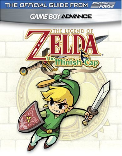Official Nintendo The Legend of Zelda: Minish Cap Player's Guide (1930206569) by Power, Nintendo