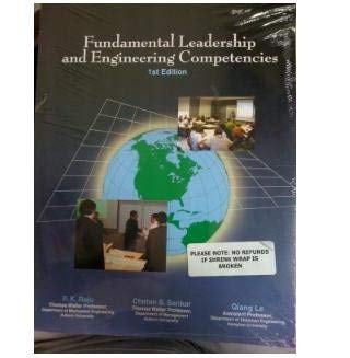 9781930208810: Fundamental Leadership and Engineering Competencies (1st Edition)