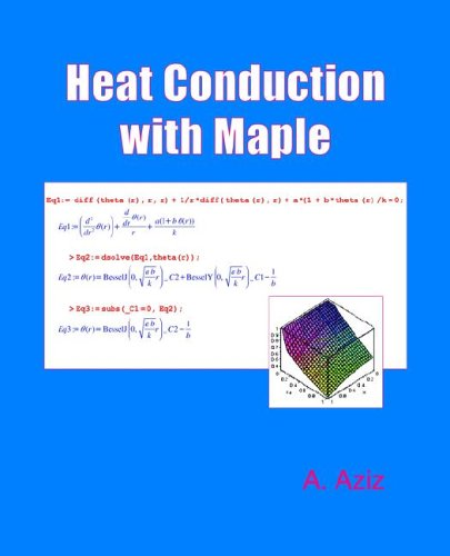 9781930217157: Heat Conduction with Maple