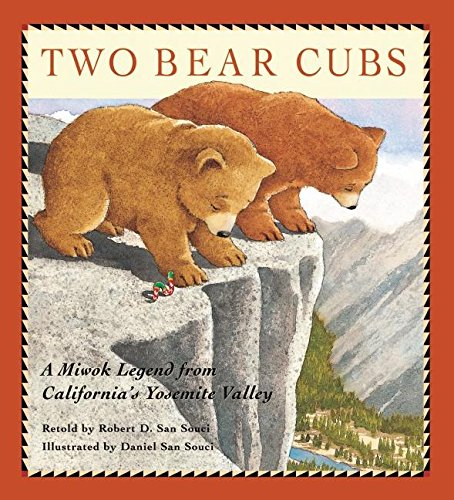 9781930238589: Two Bear Cubs: A Miwok Legend from California's Yosemite Valley