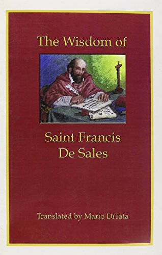 9781930278622: The Wisdom of Saint Francis De Sales