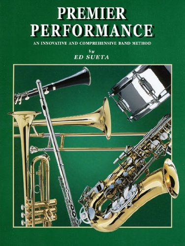 9781930292277: P-203 - Premier Performance - Clarinet - Book 2 with CD