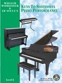 9781930292512: Keys to Successful Piano Performance, Level 2 (Book and CD)