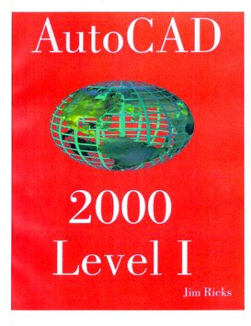 9781930324022: AutoCAD Level I