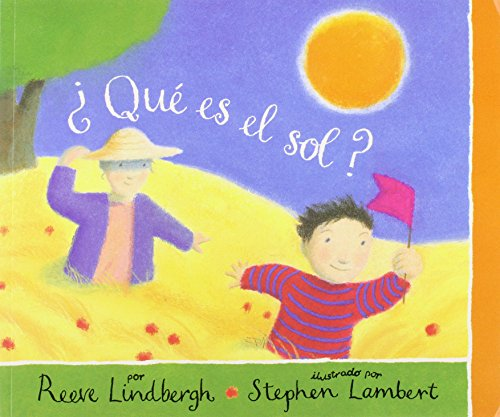 9781930332775: Que es el sol? / What Is the Sun? (Spanish Edition)