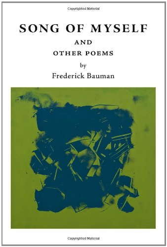 9781930337619: Song of Myself and Other Poems (Codhill Press)