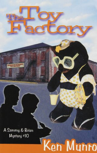 10: The Toy Factory (Sammy and Brian: Ken Munro