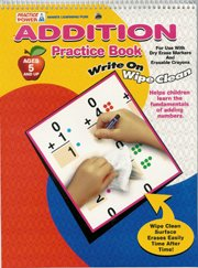 9781930355033: Practice Power Practice Book Addition