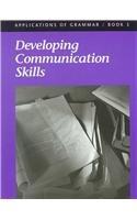 9781930367319: Developing Communication Skills (Applications of Gram)