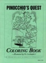 Pinocchio's Quest Coloring Book (1930367406) by Vic Lockman