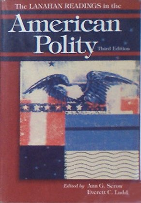 9781930398030: The Lanahan Readings in the American Polity, Third Edition