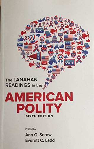 9781930398191: The Lanahan Readings in the American Polity
