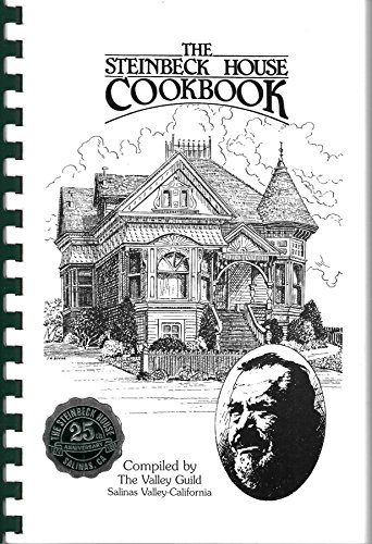 9781930401433: The Steinbeck House Cookbook