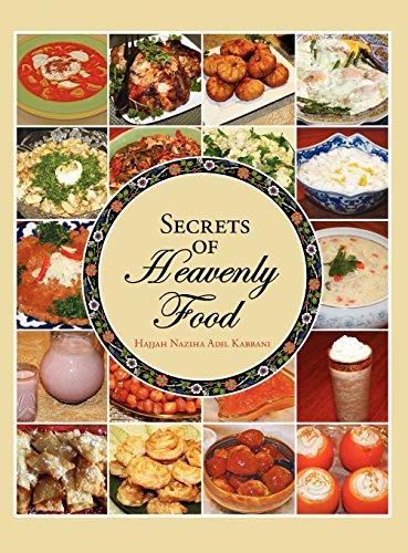 9781930409712: Secrets of Heavenly Food