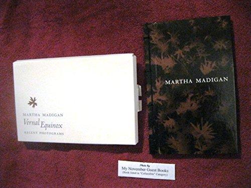 Martha Madigan - Vernal Equinox : Recent: Coleman, A. D.;