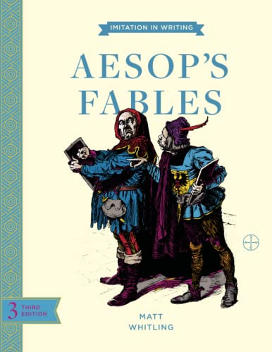 9781930443105: Aesop's Fables (Imitation In Writing)