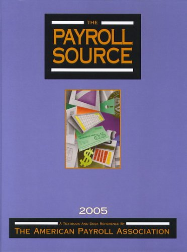 9781930471610: The Payroll Source
