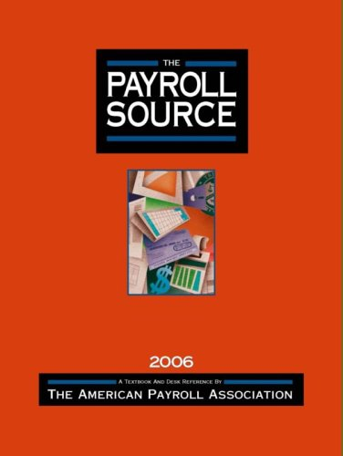 9781930471740: The Payroll Source
