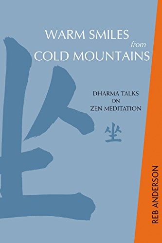 9781930485105: Warm Smiles from Cold Mountains: Dharma Talks on Zen Meditation