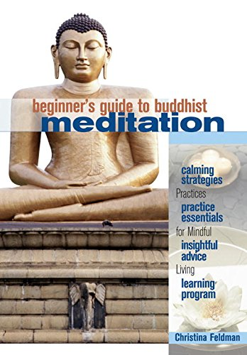 9781930485136: Beginner's Guide to Buddhist Meditation: Practices for Mindful Living