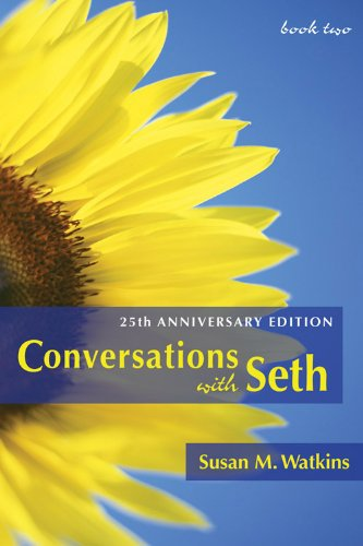9781930491090: Conversations With Seth, Book 2: 25th Anniversary Edition