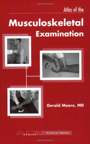 9781930513334: Atlas of the Musculoskeletal Examination