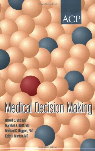 9781930513792: Medical Decision Making