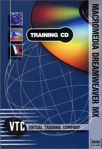9781930519756: Macromedia Dreamweaver MX Fundamentals VTC Training CD