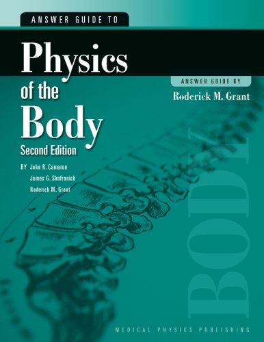 9781930524415: Physics of the Body Instructor's Guide