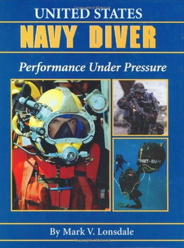 9781930536272: United States Navy Diver
