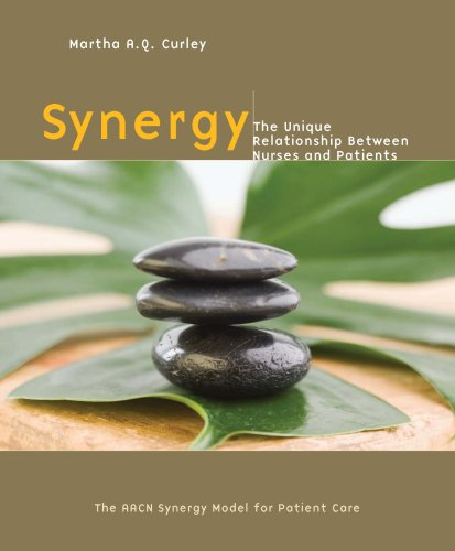 9781930538511: Synergy: The Unique Relationship Between Nurses and Patients