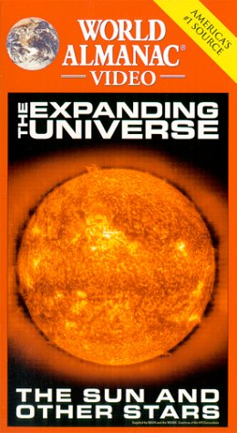 9781930545250: The Expanding Universe: The Sun and Other Stars [VHS]