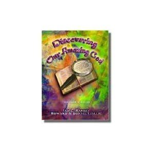 9781930547377: Discovering Our Amazing God Student Workbook