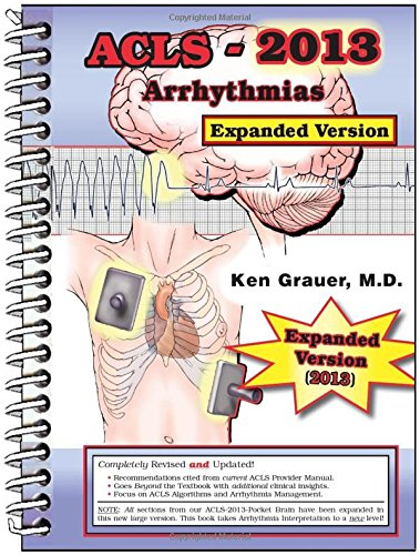 9781930553347: ACLS - 2013 - Arrhythmias (Expanded Book)
