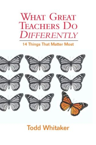 9781930556690: What Great Teachers Do Differently: 14 Things That Matter Most