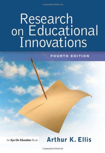 9781930556966: Research on Educational Innovations