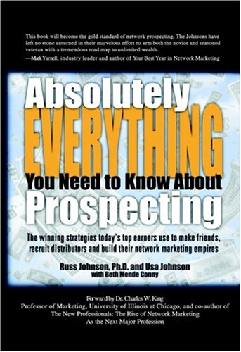 9781930562042: Absolutely Everything You Need to Know About Prospecting