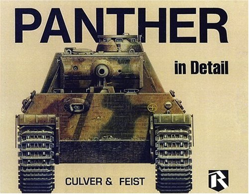 9781930571259: Panther in Detail
