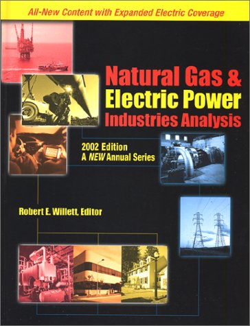 Natural Gas & Electric Industries Analysis (2002) (Natural Gas and Electric Power Industries ...