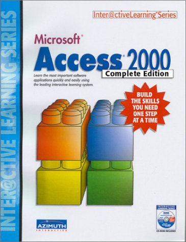 Microsoft Access 2000 Complete Edition (8 Lessons): Kenneth C. Laudon