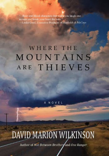 Where the Mountains Are Thieves: David Marion Wilkinson