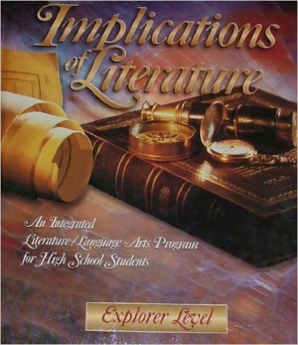 Implications of Literature: Explorer Level