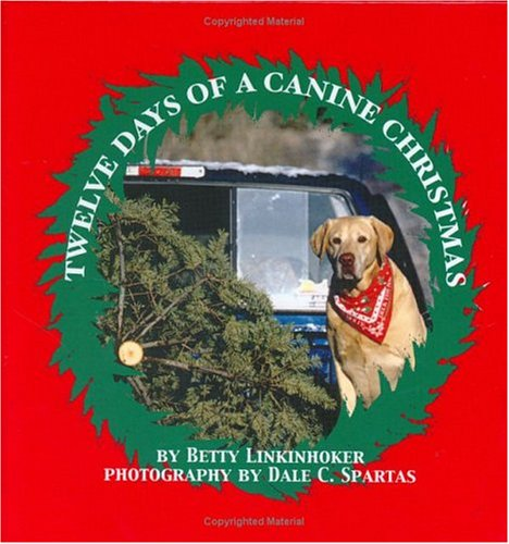 Twelve Days of a Canine Christmas: Linkinhoker, Betty