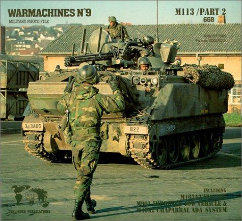 9781930607019: Warmachines No. 9 - M163 A1/A2 Vulcan, M901 A2 Tow, M48 A2 Chaparral